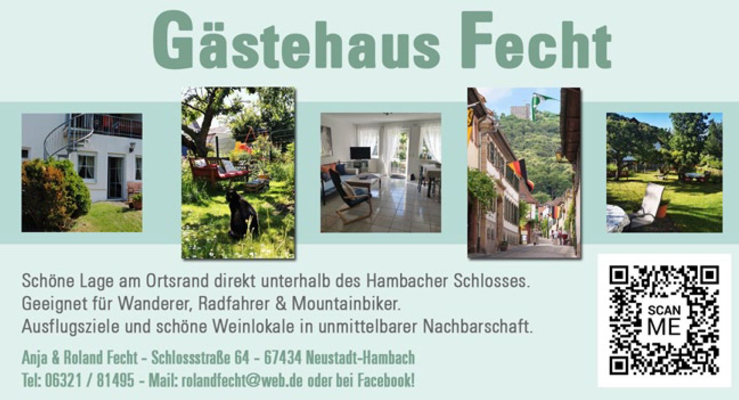 Gästehaus Fecht