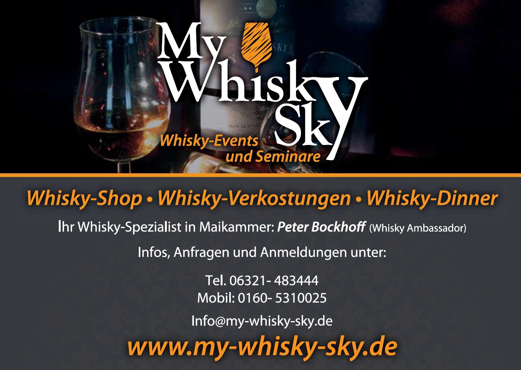 My Whisky Sky